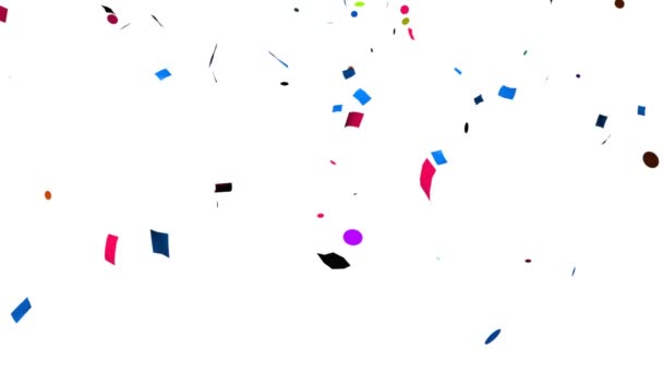Multi-barevné konfety