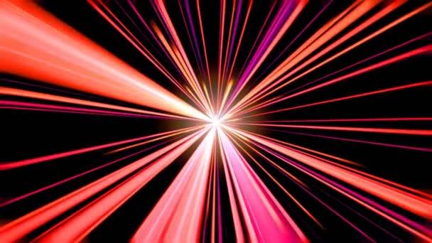 Světlé pruhy stěhování