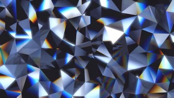 Crystal pozadí animace