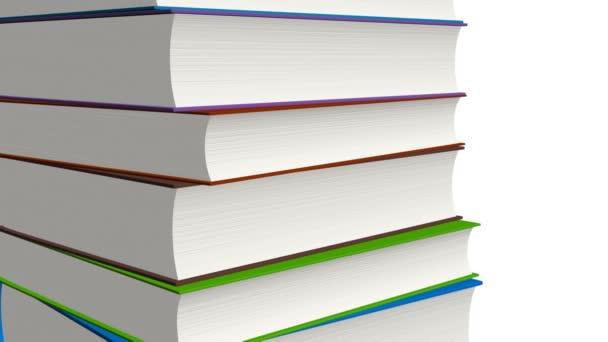 Skládané knihy