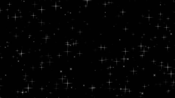 třpytící hvězdy