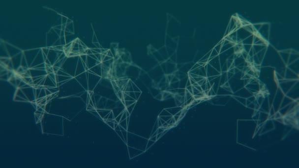 Připojení struktury animace