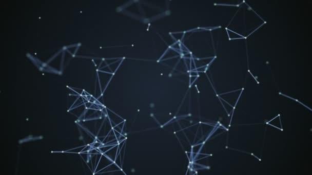 Animation der Verbindungsstruktur