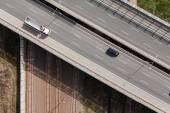 Šest pruhu dálnice v Polsku