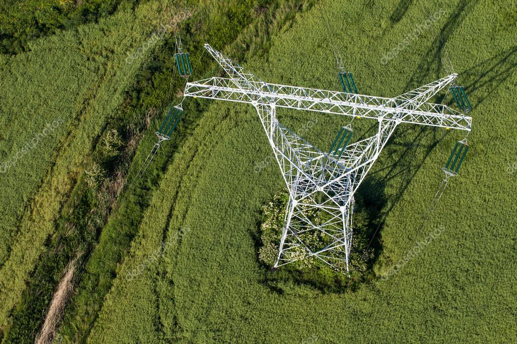 electrical wires large scale power energy tower