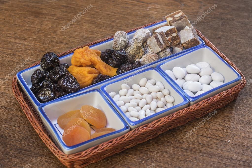 Typowe Słodycze Zrobione W święta Bożego Narodzenia W Hiszpanii
