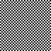 Fekete-fehér kockás