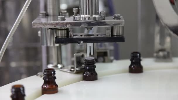 farmaceutické výrobní linka