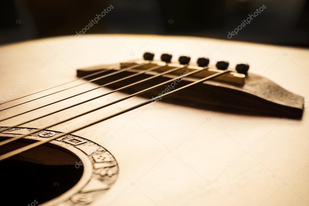 guitare acoustique focus