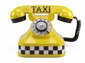Fotografie Volejte taxi služby koncept