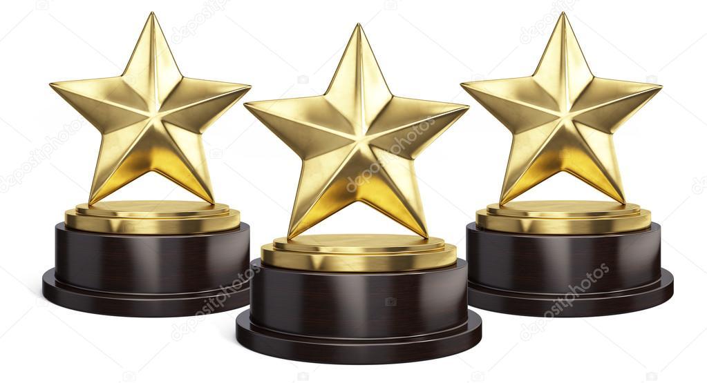 Imagini pentru three star award
