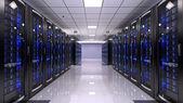 Fotografie Server-Innenraum