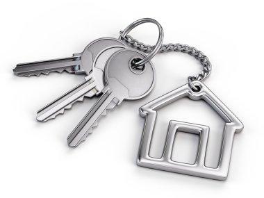 Home keys and key fob