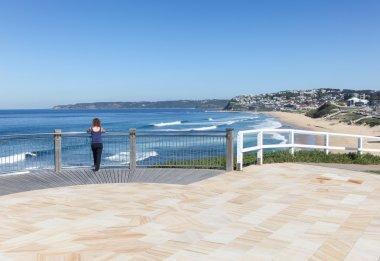 Bar Beach - Merewether Beach lookout - Newcastle Australia