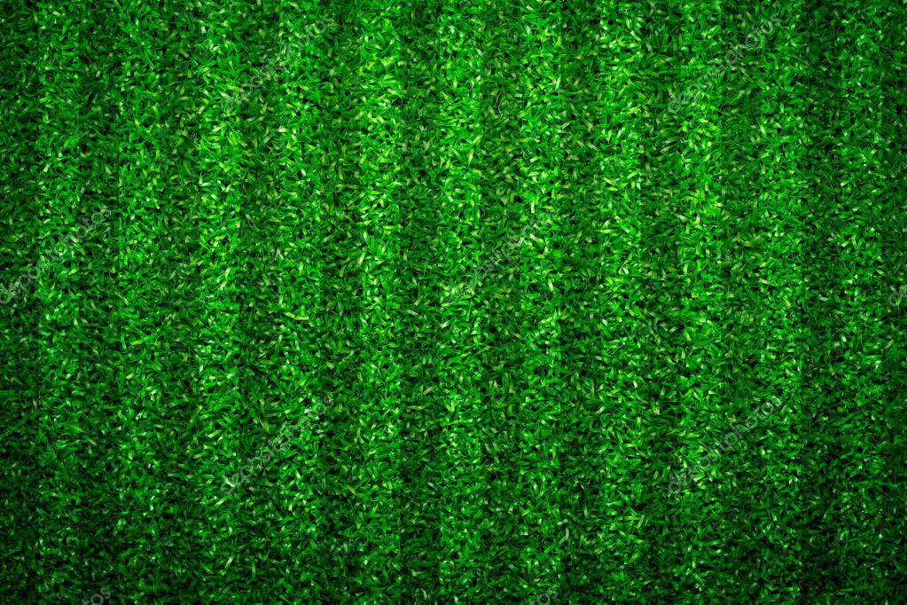 Green grass soccer field background Stock Photo comzeal 83118776