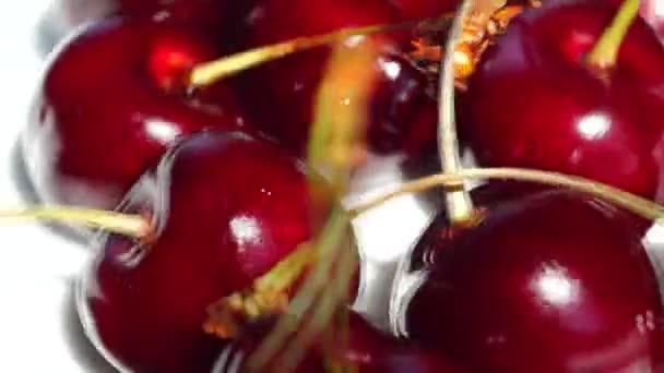 Panoráma cseresznye bogyók