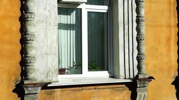 Retro okna lištu Stalins ampir stylu