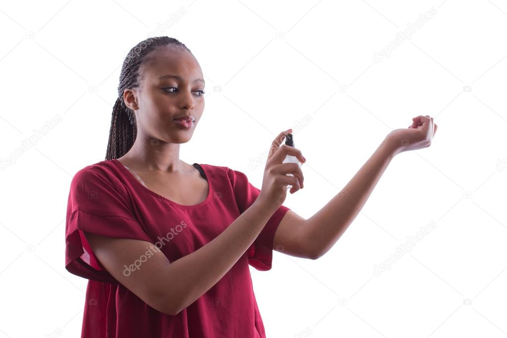 Ženy na ženských stříkat
