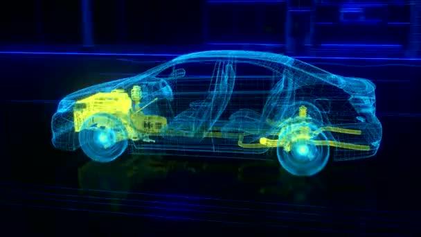 car engine transmission