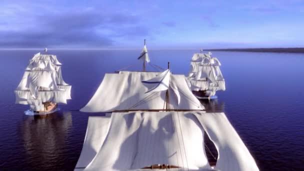 starých lodí v řece
