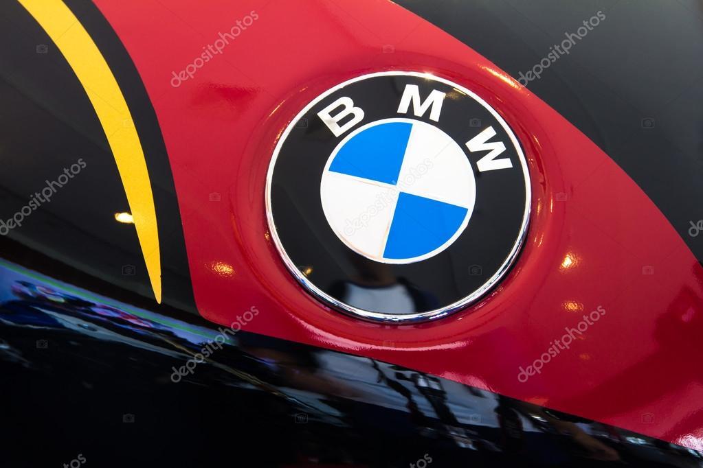 Logo Van Het Merk Bmw Op Auto Redactionele Stockfoto Torsak