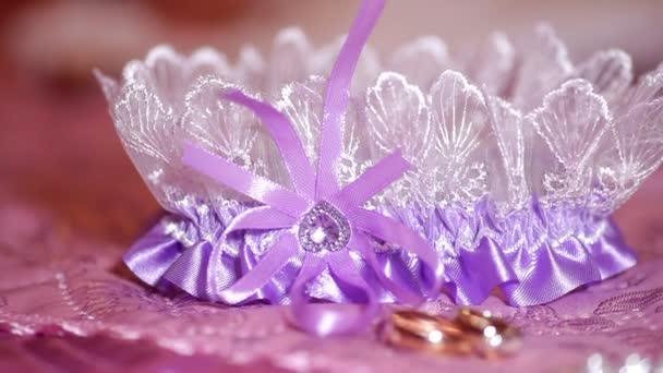 Krásná nevěsta svatební Doplňky