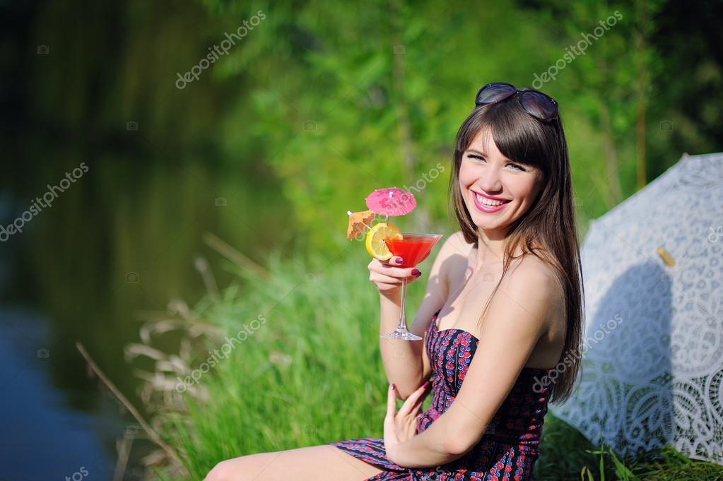 Модное окрашивание цветами