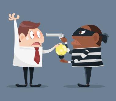 idea robbery