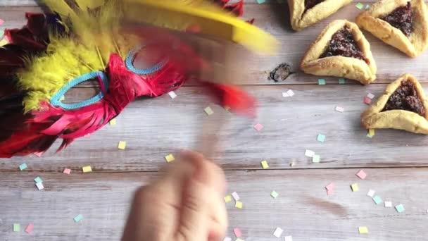 Hry s tradičními Purimu