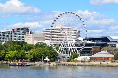 Wheel of Brisbane - Queensland Australia