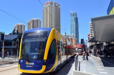 Gold Coast Light Rail G -Queensland Australia