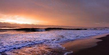 Sunrise over Gold Coast Queensland Australia