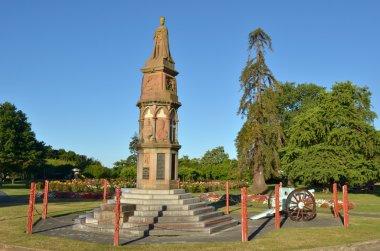 Arawa war memorial in Rotorua - New Zealand