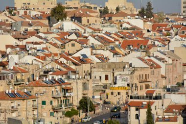 Nachlaot neighborhood in Jerusalem