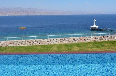 Coral World Underwater Observatory aquarium in Eilat Israel