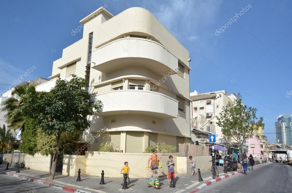 White City Building Tel Aviv
