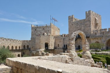 Tower of David Jerusalem Citadel - Israel