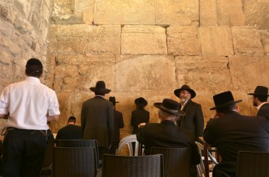 Kudüs İsrail Western Wall