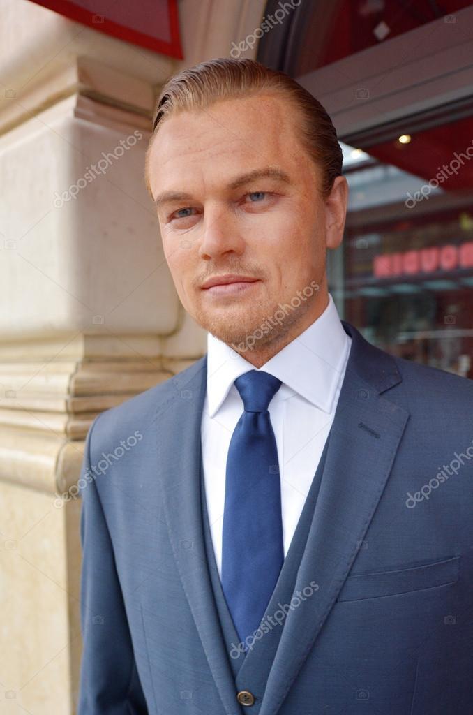 Leonardo DiCaprio wax figure