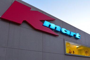 Kmart discount department store
