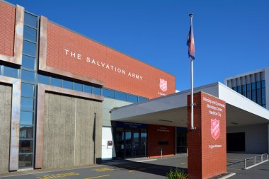 The Salvation Army center