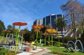 myers park spielplatz in auckland neuseeland