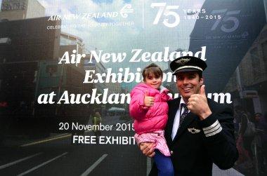 Air New Zealand pilot