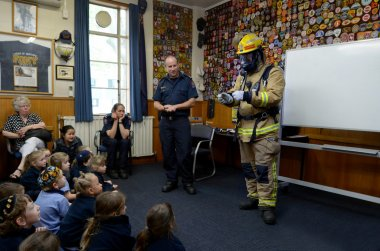 Fire Safety Education day