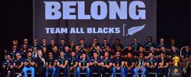 Len Brown the Mayor of Auckland blessing All Blacks team