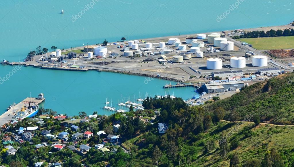 Lyttelton Christchurch - New Zealand