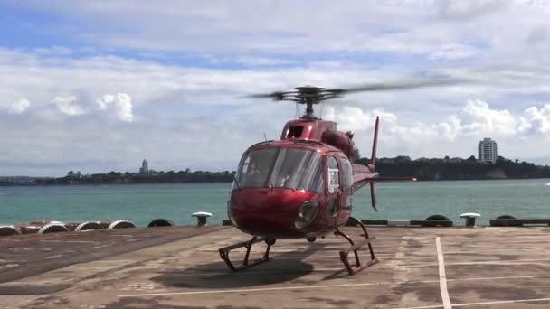 Decollo da atterraggio in elicottero