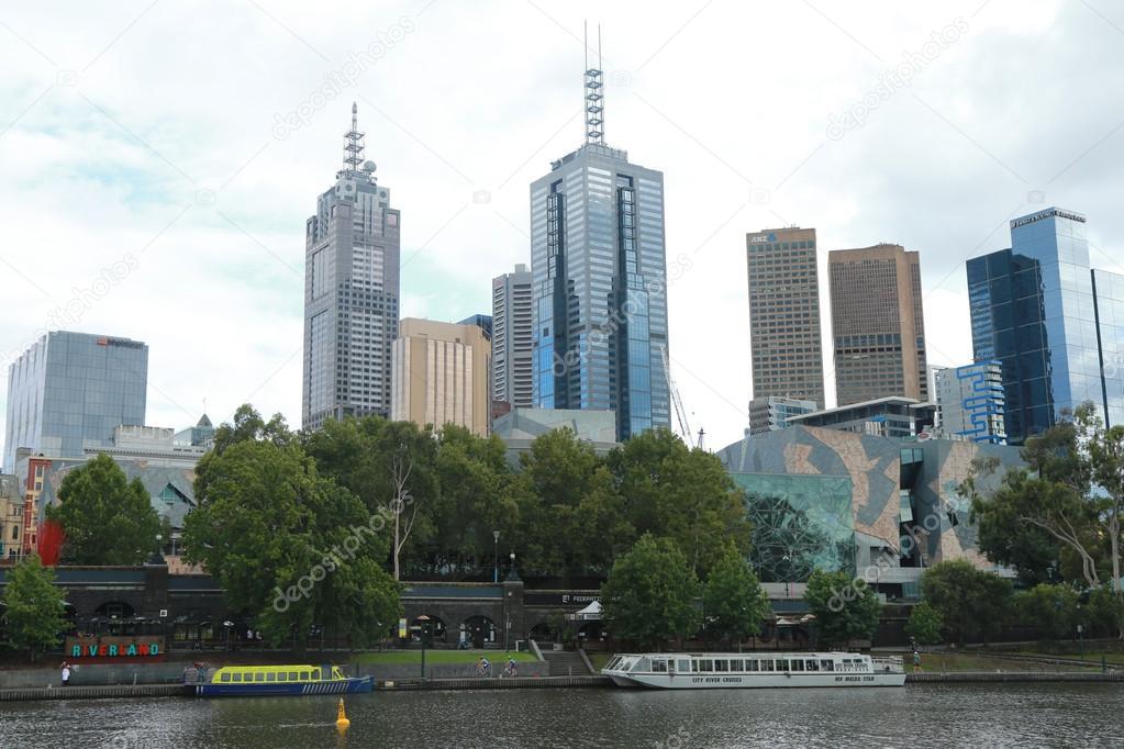 Wasserstraßen Melbourne