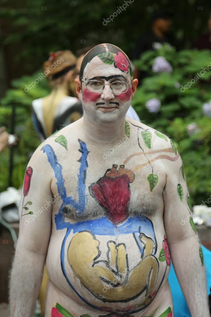 Artist naken modeller