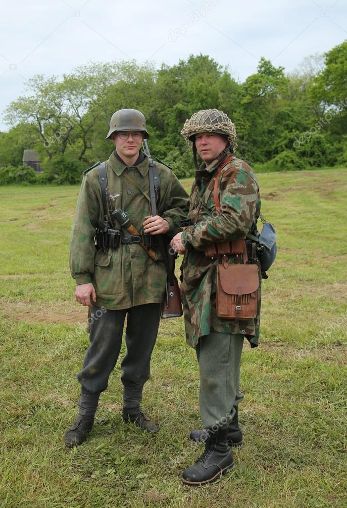 duitse leger uniformen